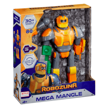 **ROBOZUNA**  Battle /'N/' Build Multipack ROBOT MULTI PACK with MEGABATABOT!
